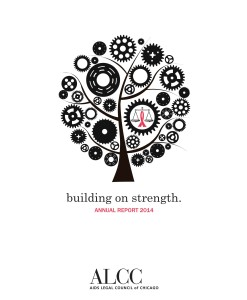 ALCC Annual Report 2014 Cover