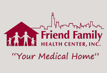 Friend Family Health Center FQHC logo