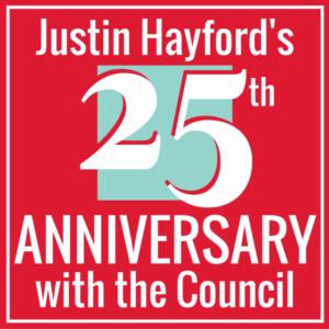 hayford 25 ann envelope logo v1
