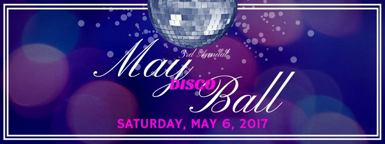 2017 may (disco) ball