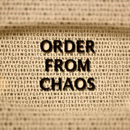 Chaos to order?