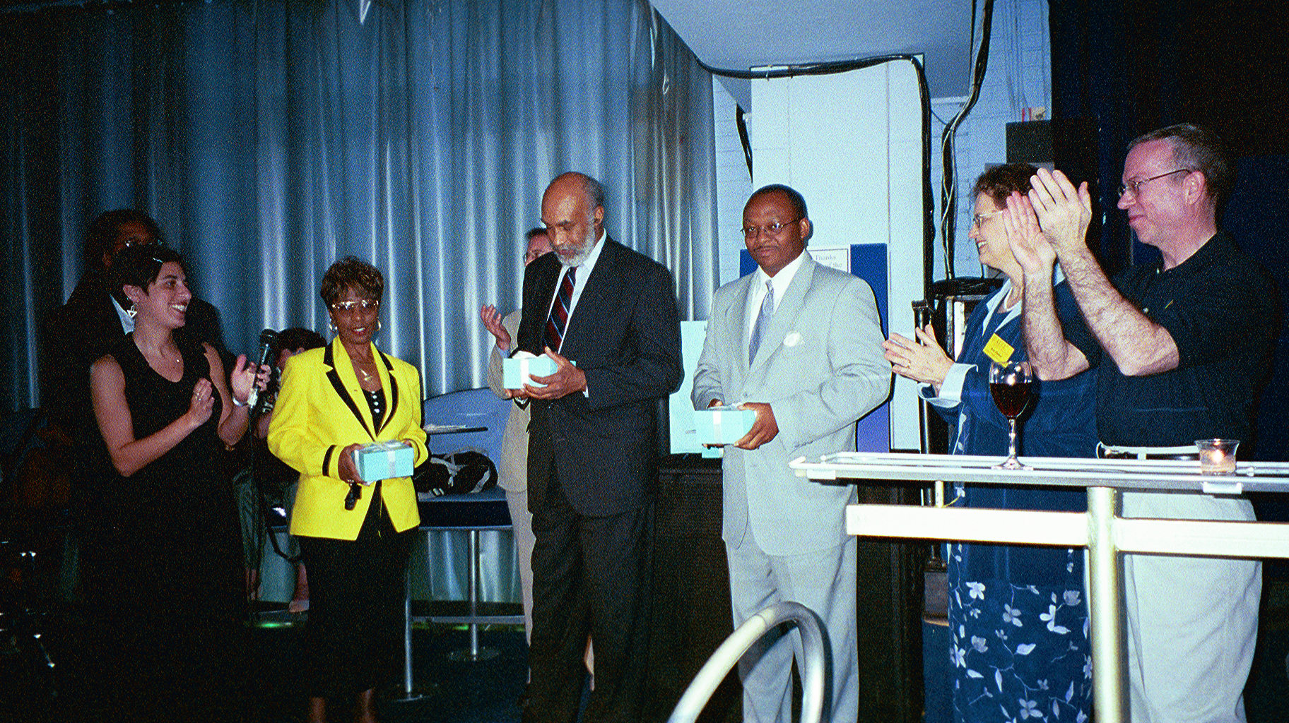 ann fisher and awardees