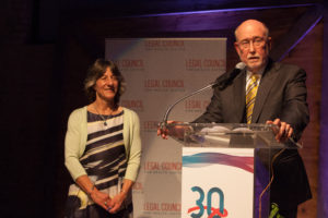 Legal Council's 30th Anniversary Gala